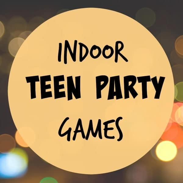 Games To Play At A Teen Party 23