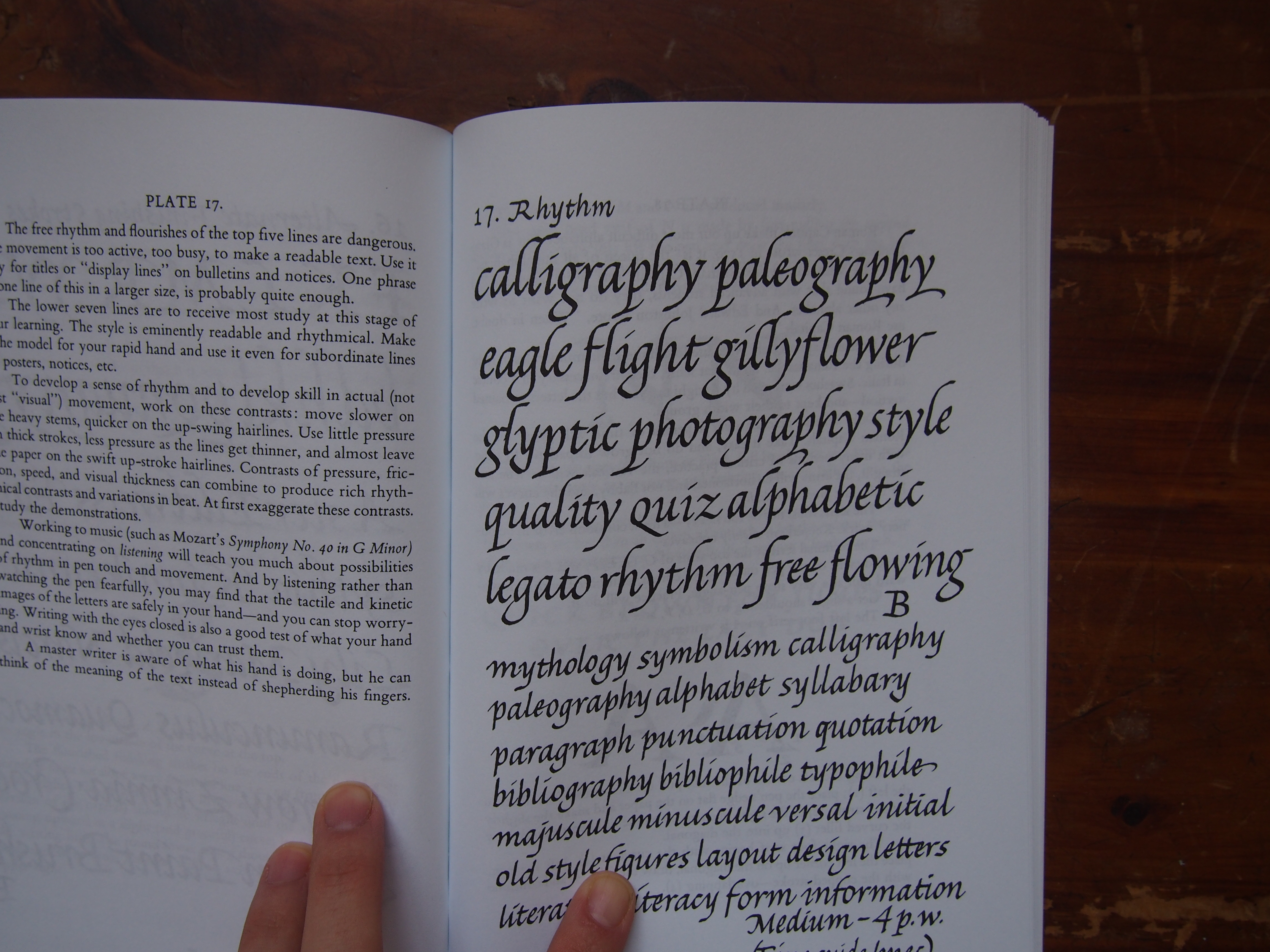 Italic Calligraphy Amp Handwriting Exercises Amp Text By