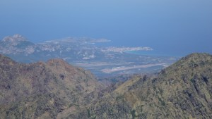 Calvi, sa plage et son aéroport