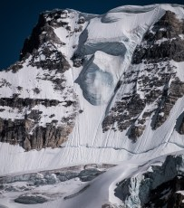 Glacial Sphinx - Valley of the Ten Peaks