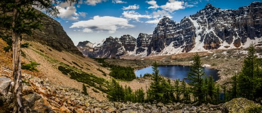 Eiffel Lake & Valley of the Ten Peaks