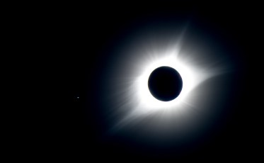Eclipse During Totality