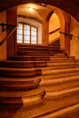 Staircase, Medici Chapels