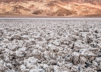 """Devil's Golf Course"" - Death Valley"