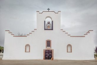 Spanish Missions in Texas