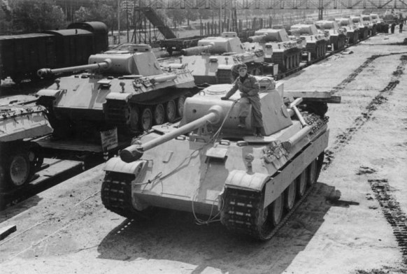 tanks of world war