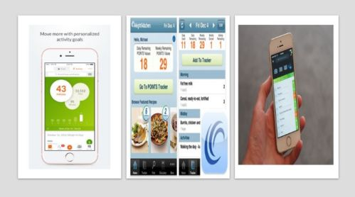 Best Weight Loss Apps for iPhone