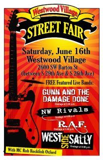 Westwood Village Street Fair