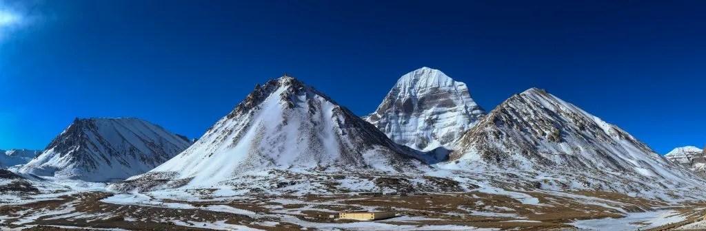 Mount Kailash Panorama