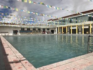 Yangpachen Hotsprings in Tibet