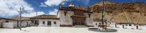Bon Monastery Gurugyam in Ngari,Western Tibet