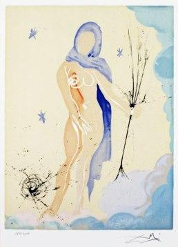 """""""VIRGO"""" by Salvador Dali"""