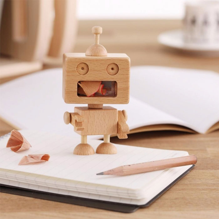 機器人削筆器-Robot