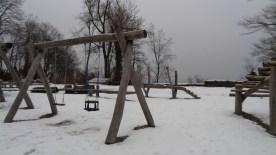 Nieve en Uetliberg, Zurich
