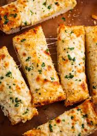 Homemade Garlic Bread - The Cozy Cook