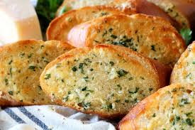 Homemade Garlic Bread - The Anthony Kitchen