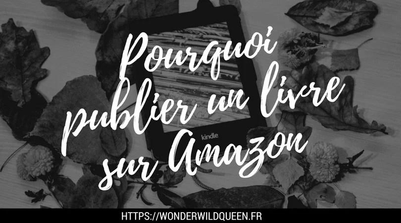 Publier un livre sur Amazon
