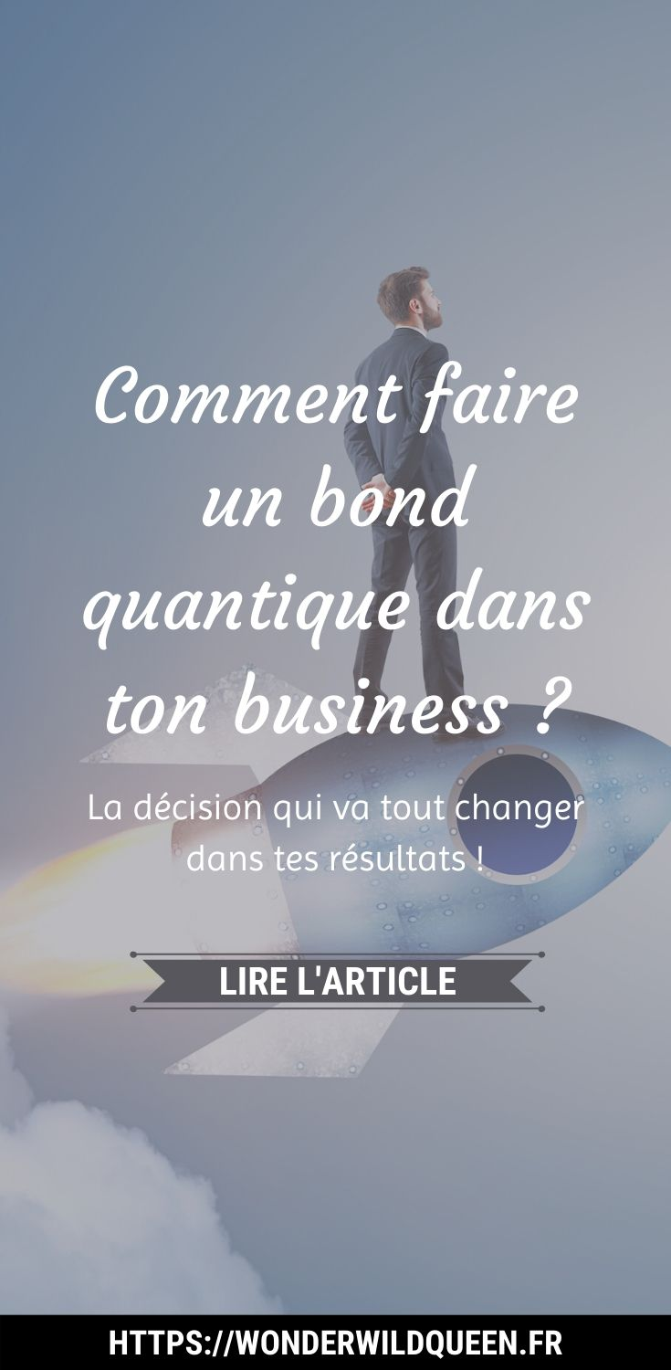 🚀 COMMENT FAIRE UN BOND QUANTIQUE DANS TON BUSINESS EN 2020 💫 #business #entrepreneur #boostersonbusiness