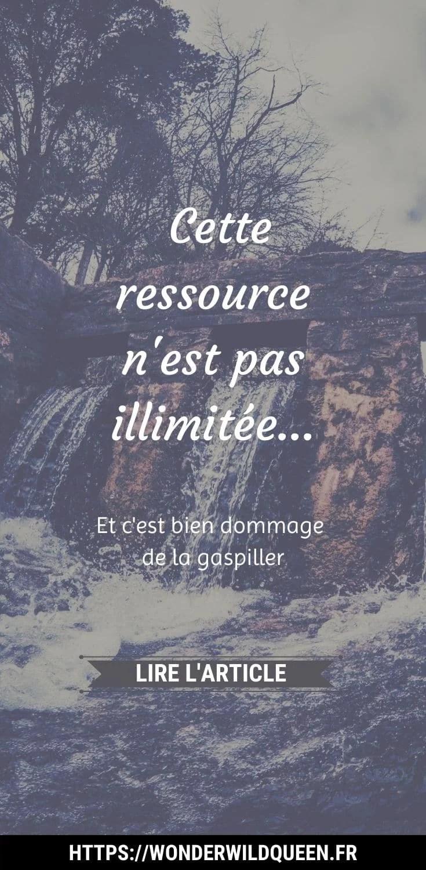 Cette ressource n'est pas illimitée #energie #motivation #productivité