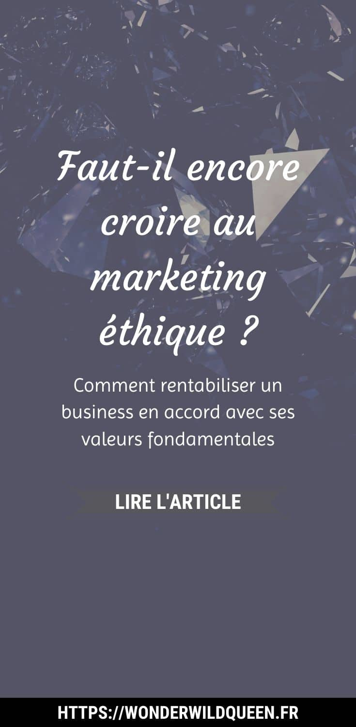 faut-il croire au marketing ethique #marketingethique #ethique #marketing