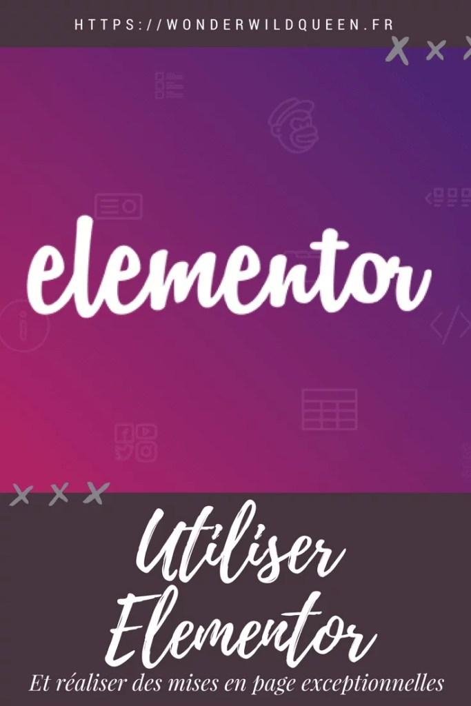 Tutoriel : Comment utiliser Elementor avec WordPress ? #elementor #wordpress #blog
