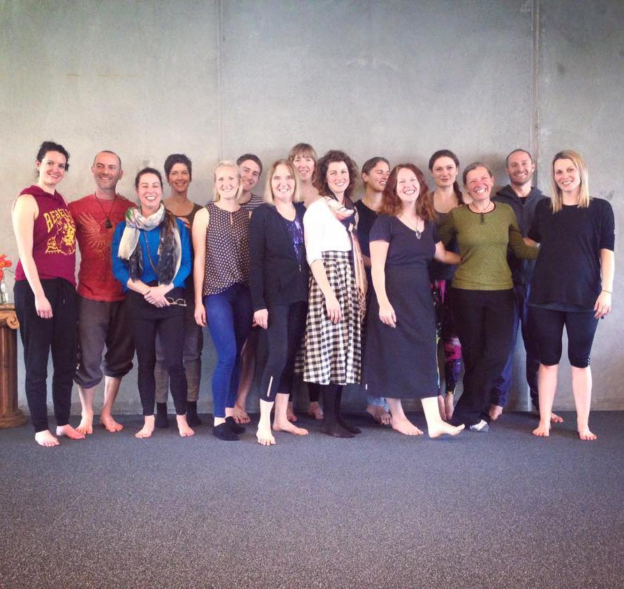 Contemporary Yoga Teacher Training 2016