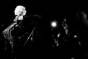 Debbie Harry performing at the Met Gala 2013
