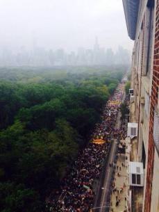 NYC People's Climate Change March