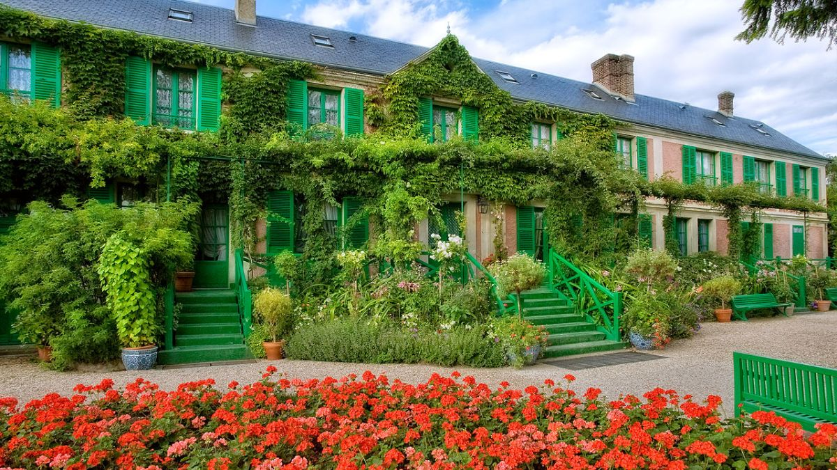 Artist Homes to Visit in France: Maison de Monet, Giverny