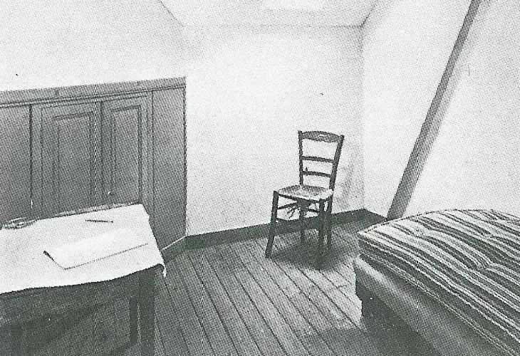 Artist Homes to visit in France: Van Gogh's Room in Auberge Ravoux