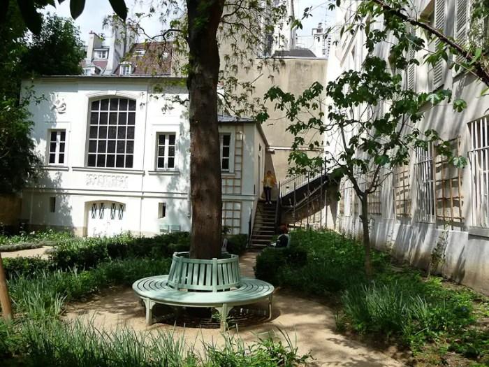 Famous Artist Homes to visit in France: Eugène Delacroix