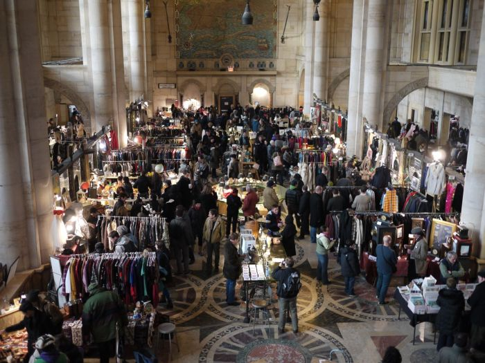 Brooklyn Flea Winter Market | Holiday Markets in NYC