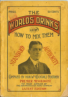 The World's Drinks and How to Mix Them - The first cocktail recipe book ever