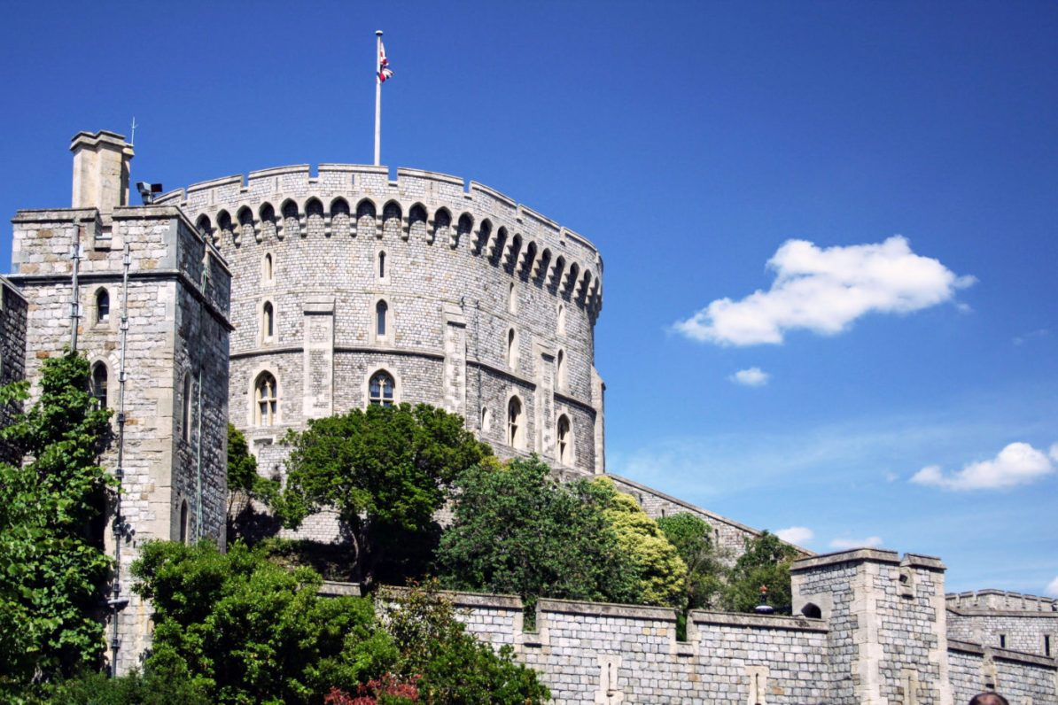 Round Tower at Windsor Castle | How to Visit Windsor Castle
