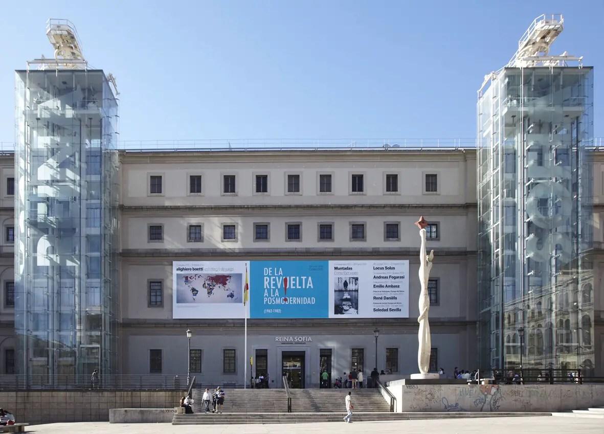 Museo Reina Sofia facade