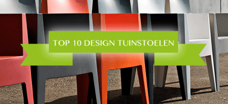 Top 10 design tuinstoelen voor 2016