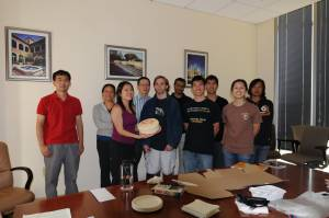 2011 Boo Shan Tseng's  Farewell Party With Wong Group