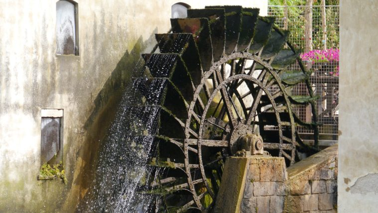 Wonkhe-watermill