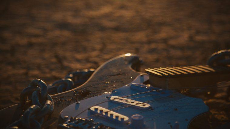 Wonkhe-smashed-guitar