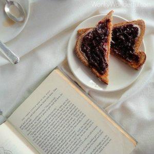 Clean Eating Balsamic Fig Jam ::: wonkywonderful.com