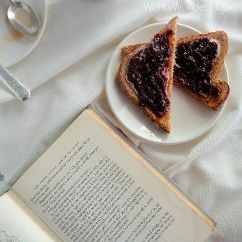 Clean Eating Balsamic Fig Jam
