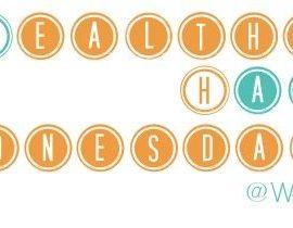 Healthy Happy Wednesday ::: wonkywonderful.com