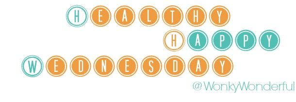 Healthy Happy Wednesday ::: wonkywonderful.com