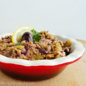 Olive Tapenade Easy Appetizer