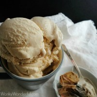 Vanilla Chai Ice Cream