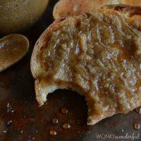 Walnut Butter Baklava Spread