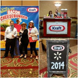 Blog Conference and Kraft
