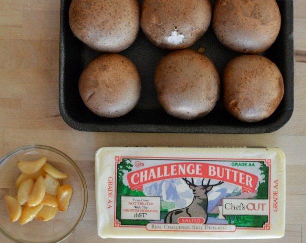 Mushroom and Roasted Garlic Quinoa : A Creamy and Cheesy Gluten Free Side Dish Recipe : vegetarian