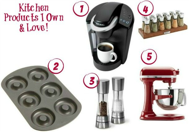 25 Gift Ideas For Mom - Kitchen gadgets, beauty products and homemade gifts that Mom will love! Holiday Gift Guide for Christmas