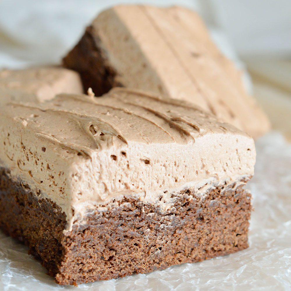 Irish Cream Chocolate Brownie Recipe Wonkywonderful